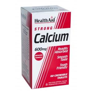 Buy HealthAid Strong Calcium 600mg - Nykaa