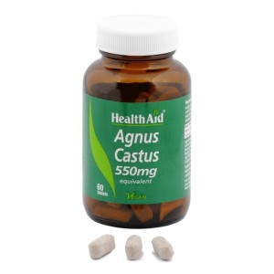 Buy Herbal HealthAid Agnus Castus 550mg - Nykaa