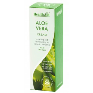 Buy Herbal HealthAid Aloe Vera Cream - Nykaa