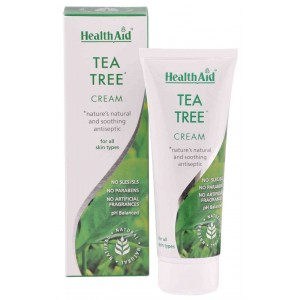 Buy HealthAid Tea Tree Cream - Nykaa
