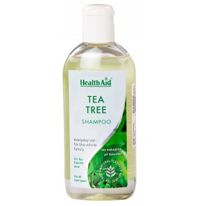 Buy HealthAid Tea Tree Shampoo - Nykaa