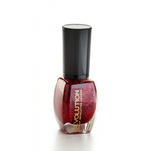 Buy Herbal Makeup Revolution Glitter Nail Polish -  Smooth Operator - Nykaa