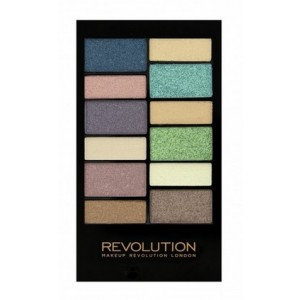 Buy Makeup Revolution Awesome Eyeshadow Palette Beach & Surf - Nykaa