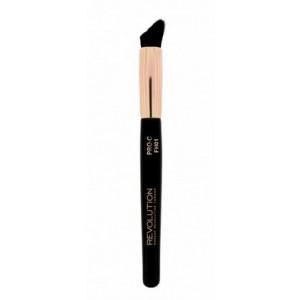 Buy Makeup Revolution Pro Curve Contour Blusher & Highlighting Brush - Nykaa