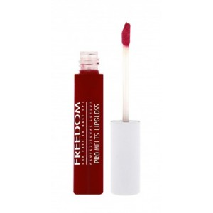 Buy Freedom Pro Melts Lipgloss - Jammy Dodger - Nykaa