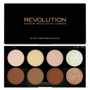 Buy Makeup Revolution Ultra Contour Palette - Nykaa