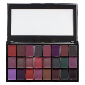 Buy Freedom Pro Lipstick Palette X 24 Noir - Nykaa