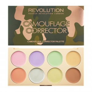 Buy Makeup Revolution Camouflage Corrector Palette - Nykaa