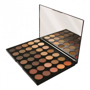 Buy Makeup Revolution Pro HD Amplified 35 Palette - Direction - Nykaa