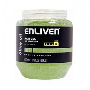 Buy Enliven Olive Hair Gel - Nykaa
