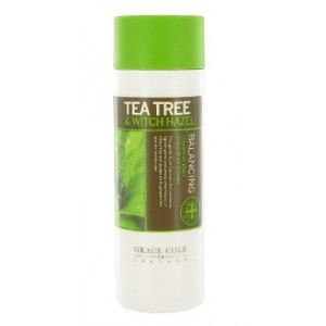 Buy Grace Cole Tea Tree & Witch Hazel Balancing Cleansing Tonic - Nykaa