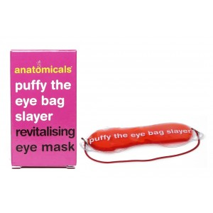 Buy Anatomicals Revitalising Gel Eye Mask - Nykaa