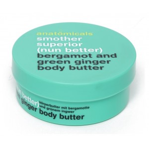 Buy Anatomicals Bergamot And Green Ginger Body Butter  - Nykaa