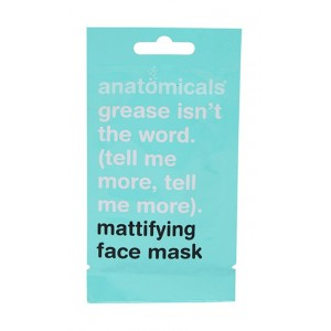 Buy Anatomicals Mattifying Face Mask  - Nykaa