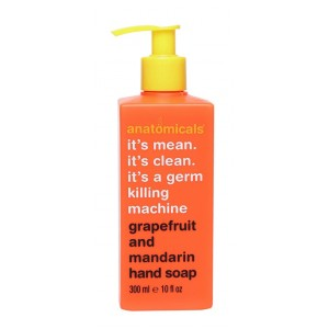 Buy Anatomicals Grapefruit And Mandarin Hand Wash / Soap - Nykaa