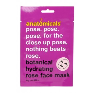 Buy Anatomicals Botanical Hydrating Rose Face Mask - Nykaa