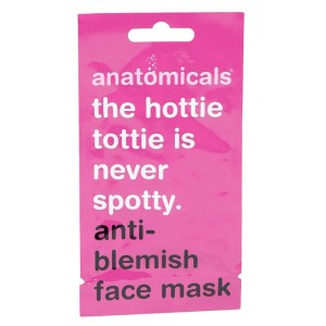 Buy Anatomicals Anti - Blemish Face Mask  - Nykaa