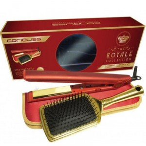 Buy Corioliss C1 Royal Gift Pack Hair Straightener - Nykaa