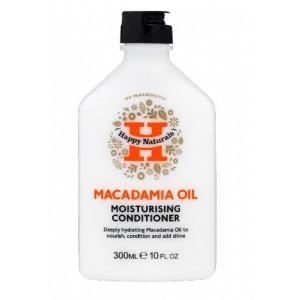 Buy Happy Naturals Macadamia Oil Moisturising Conditioner - Nykaa