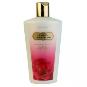 Buy Dear Body Mango Temptation Body Lotion - Nykaa