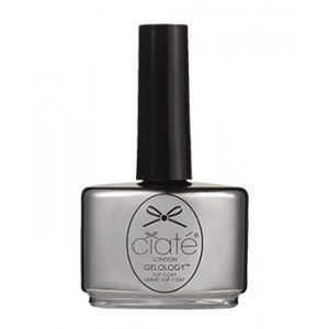 Buy Ciaté London Gelology Paint Pots - Gelology Top Coat - Clear - Nykaa