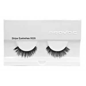 Buy Provoc Stripe Eyelashes 0028 - Nykaa