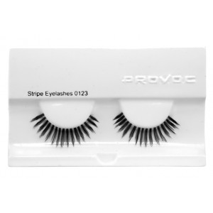 Buy Herbal Provoc Stripe Eyelashes 0123 - Nykaa
