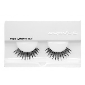 Buy Provoc Stripe Eyelashes 5320 - Nykaa