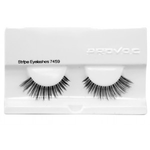 Buy Provoc Stripe Eyelashes 7459 - Nykaa