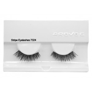 Buy Provoc Stripe Eyelashes 7324 - Nykaa