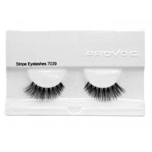 Buy Provoc Stripe Eyelashes 7039 - Nykaa
