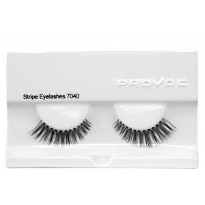Buy Provoc Stripe Eyelashes 7040 - Nykaa