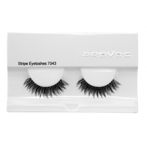 Buy Provoc Stripe Eyelashes 7043 - Nykaa