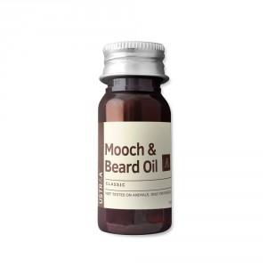 Buy Ustraa Mooch & Beard Oil - Nykaa