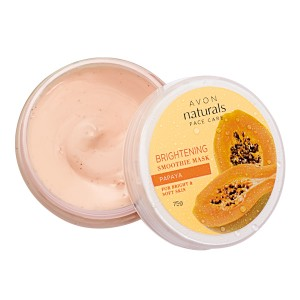 Buy Avon Naturals Papaya Brightening Mask - Nykaa