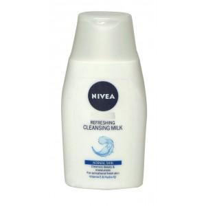 Buy Nivea Refreshing Cleansing Milk - Nykaa