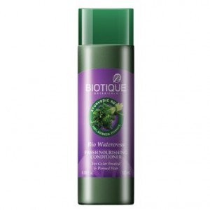 Buy Biotique Bio Water Cress  Fresh Nourishing Conditioner - Nykaa