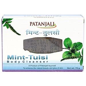 Buy Patanjali Mint Tulsi Body Cleanser - Nykaa