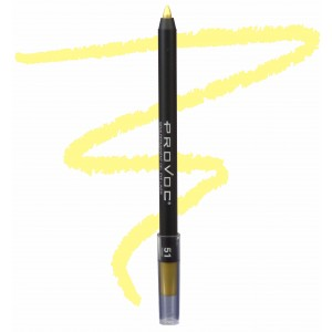 Buy Provoc Semi-Permanent Gel Eye Liner - 51 Sun Kissed - Nykaa