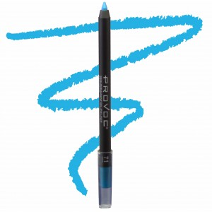 Buy Provoc Semi-Permanent Gel Eye Liner - 71 Breathtaking - Nykaa