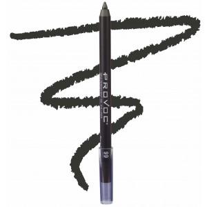 Buy Provoc Semi-Permanent Gel Eye Liner - 99 Black Caviar - Nykaa