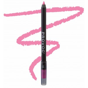 Buy Provoc Semi-Permanent Gel Lip Liner Filler - Nykaa