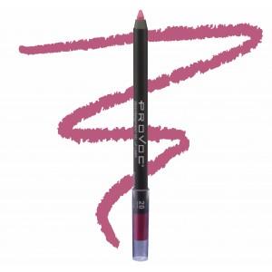 Buy Provoc Semi-Permanent Gel Lip Liner Filler - 20 Destined For Love - Nykaa