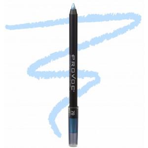 Buy Herbal Provoc Semi-Permanent Gel Eye Liner - Nykaa