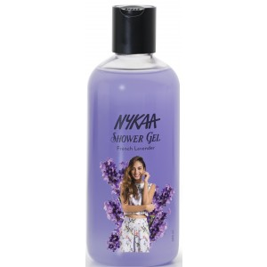 Buy Nykaa French Lavender Shower Gel - Nykaa