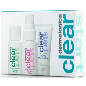 Buy Dermalogica Clear Start Today Clear Skin Tomorrow (Set of 3) - Nykaa
