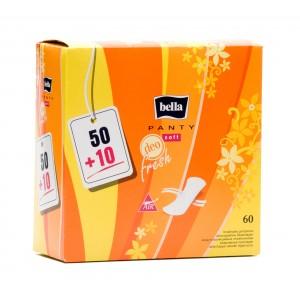 Buy Bella Panty Soft Deo Fresh - 50Pcs + 10Free - Nykaa