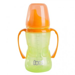 Buy Lovi No Spill Cup 12 M+ Green - Nykaa