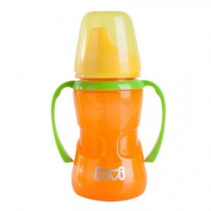 Buy Lovi No Spill Cup 12 M+ Orange - Nykaa
