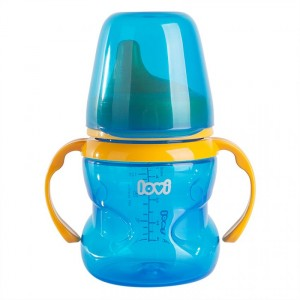 Buy Lovi No Spill Cup 6 M+ Blue - Nykaa